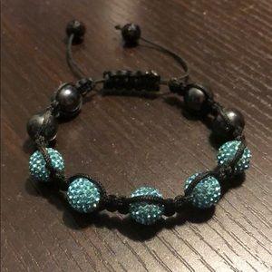 Jewelry - Turquoise Shamballa Bracelet